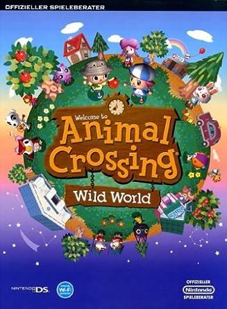 animal-crossing-wild-world-lsungsbuch