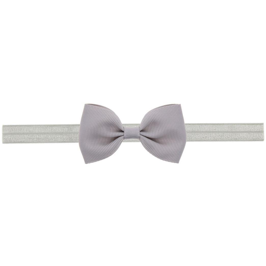 Staron Baby Girls Cute Bowknot Hairband Headband Hair Accessories