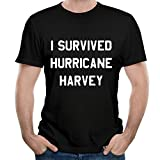 I Survived Hurricane Harvey Men's T-Shirt