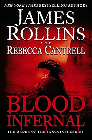 book cover of Blood Infernal