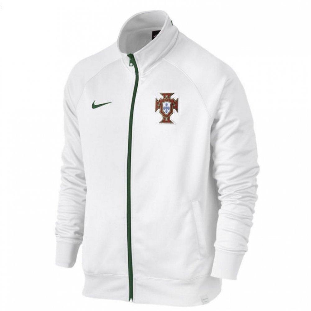 Nike Portugiesische Football Association 2015 2016 Core Trainer Jacke Offizielle für Herren