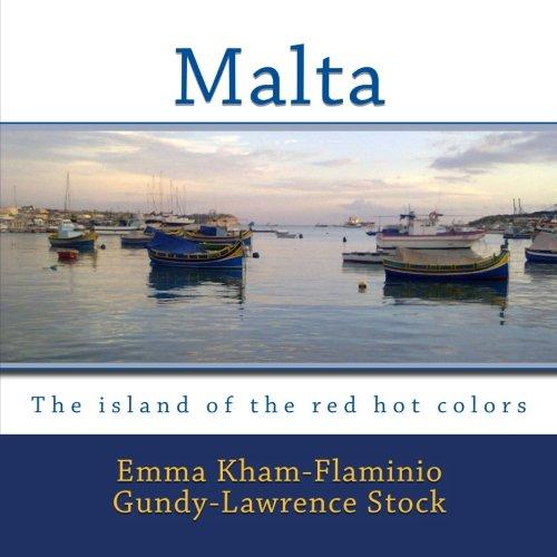 Malta: The island of the red hot - Malta Color