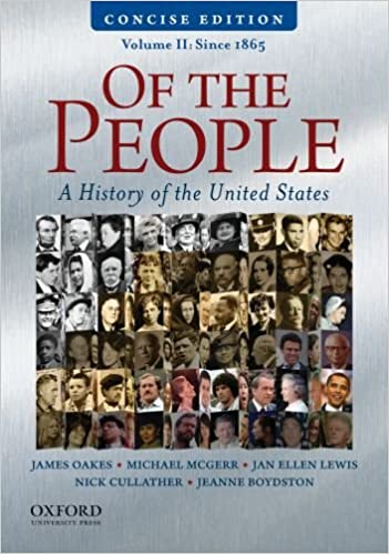The american people: creating a nation and a society, concise.