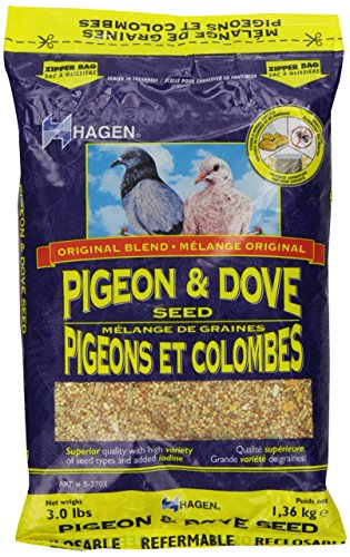 Hagen Pigeon & Dove Staple VME Seeds, 3 Pounds