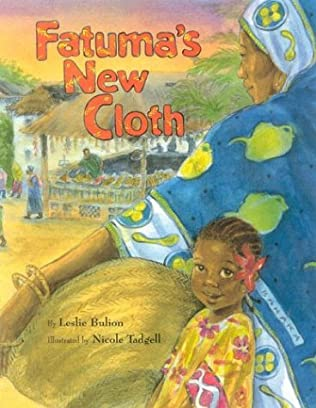 book cover of Fatuma\'s New Cloth