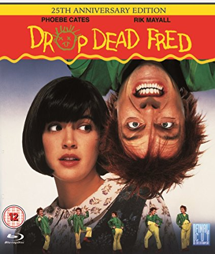 Drop Dead Fred [Blu-ray]