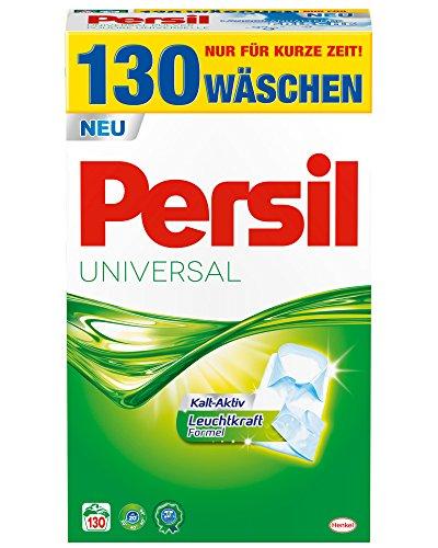 Persil Universal Pulver, 1er Pack (1 x 130 Waschladungen)