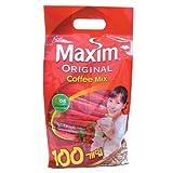 [BOX sale] Maxim original mix 100 wrapped X 8 pieces Korea food and beverage / Korea tea Maxim