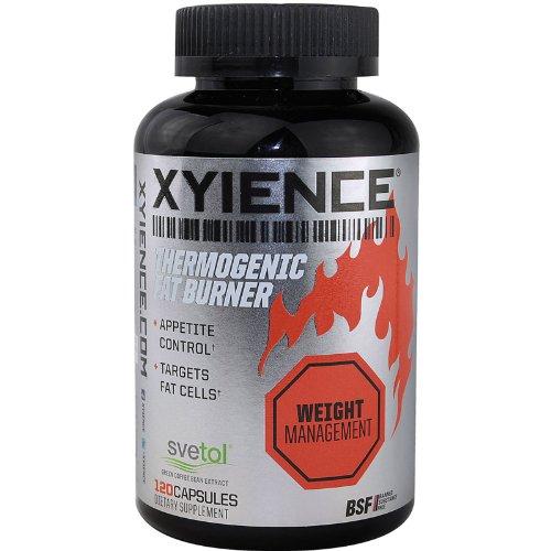 Xyience thermogénique Fat Burner - 120 Comprimés