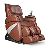 COZZIA Robotic Massage Chair, Brown