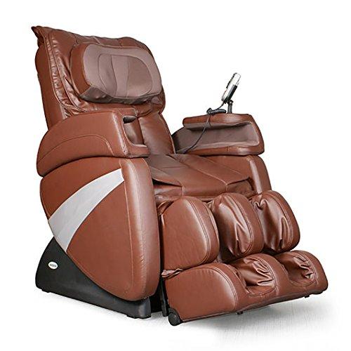 Cozzia Robotic Massage Chair, Brown