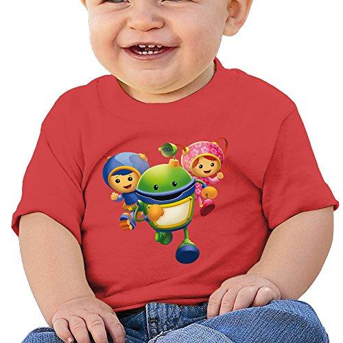 Baby's Team Umizoomi Short Sleeve T Shirt