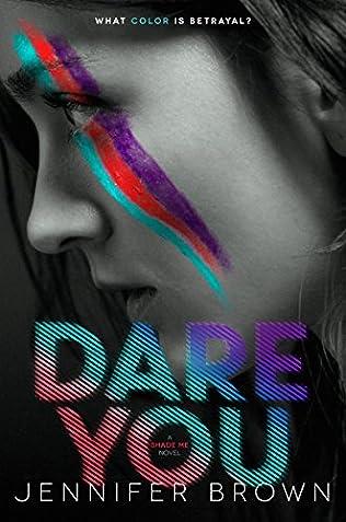 book cover of Dare You