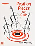img - for MOONEY R. - Position Pieces Vol.1 para Violoncello book / textbook / text book