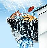 GutterStuff Pro 5-Inch K Style Foam Gutter Filter