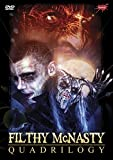Filthy McNasty Quadrilogy by Splatter Rampage (Tempe DVD)