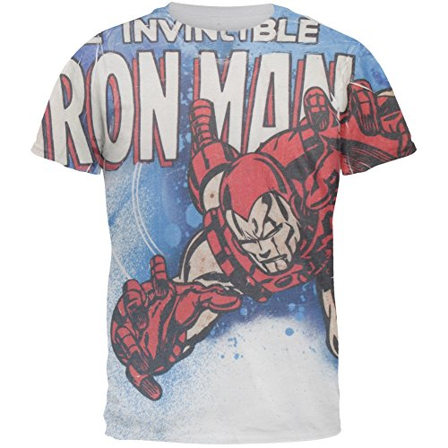 Iron Man - Dive All-over Soft - Glory Man Iron