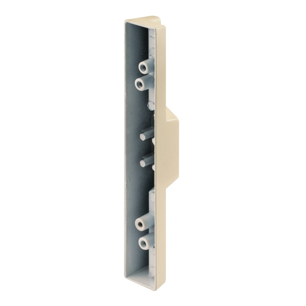 Prime-Line Products C 1114 Sliding Door Outside Pull, Almond Diecast