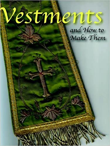 Book Vestments and How to Make Them