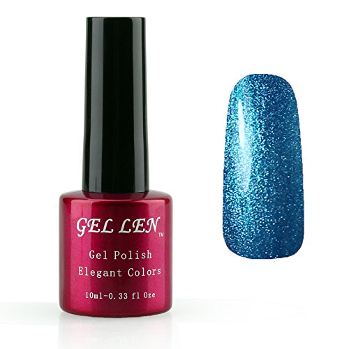 Gellen LED Gel Polish Color Polish 1pc 10ml Shiny Lovely Win