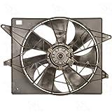 Four Seasons 75627 Radiator Fan Motor Assembly
