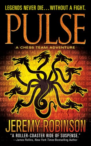 Pulse Sigler Thriller Jeremy Robinson