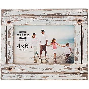 Amazon.com - Rustic Birch Wood Log 4x6 Photo Frame (Horizontal) -