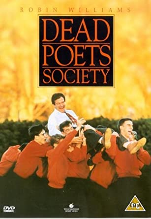 Dead Poets Society Dvd 1989 Amazon Co Uk Robin Williams Robert Sean Leonard Ethan Hawke Josh Charles Gale Hansen Dylan Kussman Allelon Ruggiero James Waterston Norman Lloyd Kurtwood Smith Carla Belver Leon Pownall John