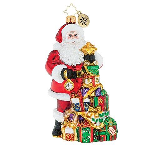 Radko Presents - Christopher Radko Present Pile-Up! Christmas Ornament