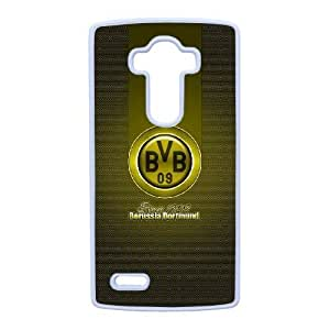 LG G4 Cell Phone Case White Borussia Dortmund BVB Bundesliga Football Club F5090238