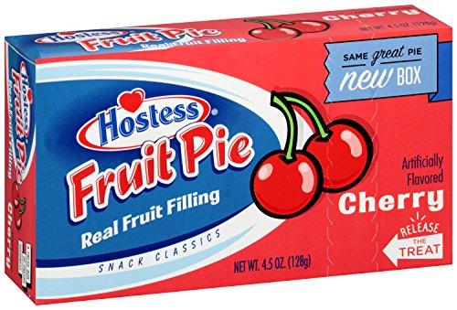 (Hostess Cherry Fruit Pies 4.5 oz (Pack of 8))
