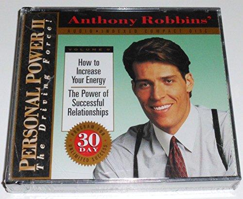 anthony robbins personal power pdf