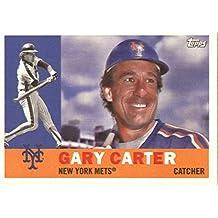 2017 Topps Archives #61 Gary Carter New York Mets Baseball Card