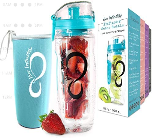 Live Infinitely Infuser Bottles Insulation product image