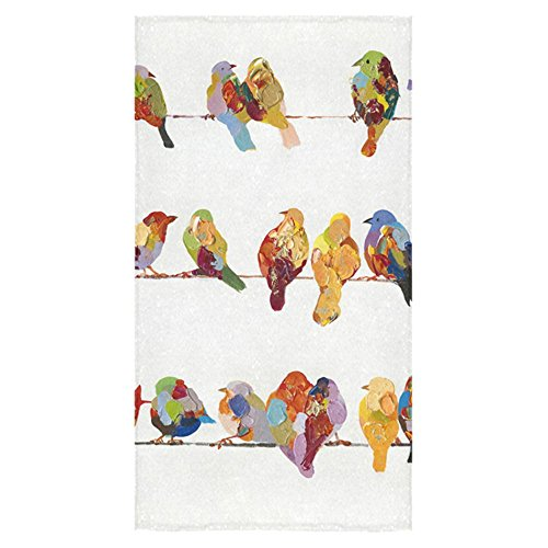 Stylish And Customized Soft And Comfortable Wenglee Birds on