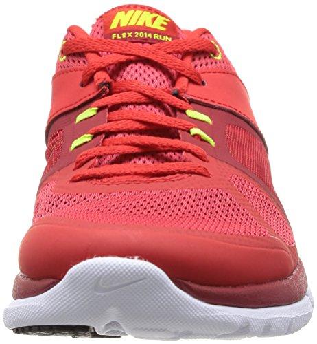 5 Flex Challenge High Gym Shoe Experience Red Black Rn Rd Running Vlt Men's Ankle Nike wq15ZIa
