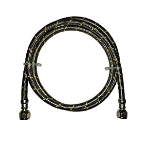 Natural Gas Line Ft Stainless Steel Braided Hose
