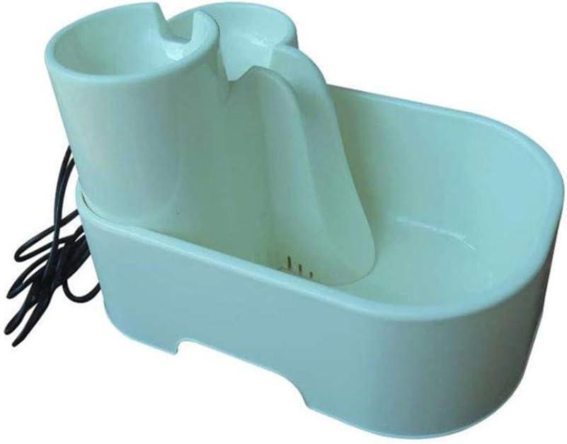 LZ Fuente De Agua para Mascotas Cascada Purificador De Agua para ...