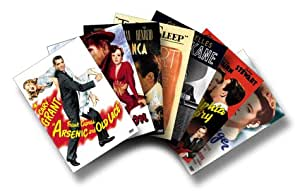 1940s Classics 7-Pack (Casablanca / The Maltese Falcon / The Philadelphia Story / Arsenic and Old Lace / The Big Sleep / Now, Voyager / Citizen Kane)