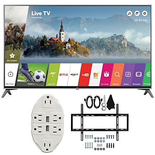 "LG 60"" 60UJ7700 UHD 4K HDR Smart LED TV (2017 model)"