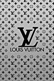 img - for Louis Vuitton - Silver Monogram Notebook: 2019 Weekly Planner with Note Paper Section book / textbook / text book