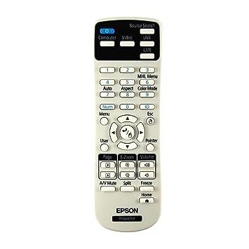 Original Epson 1648806/164880600 Proyector mando a distancia ...