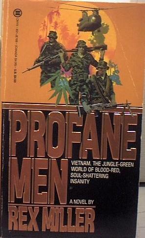 Profane Men Chaingang By Rex Miller