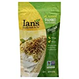 Ians Natural Foods Breadcrumb Panko Italian