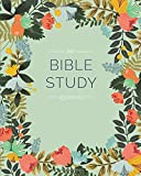 #9: My Bible Study Journal: A Creative Christian Workbook: A Simple Guide To Journaling Scripture