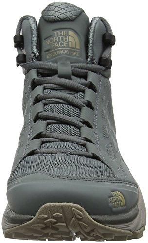 The North Face Endurus Hike Mid Gore-Tex, Stivali da Escursionismo Alti Donna Grigio (Sedona Sage Grey/Vintage Khaki)