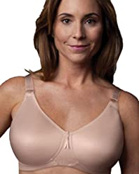 dc079daedb Trulife Women s Alexandra Seamless Molded Soft Cup Mastectomy Bra