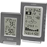 La Crosse Technology Combo11-IT  Atomic Weather Combo Pack with Wireless Forecast station and small Temperature station with Min/Max