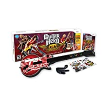 Guitar Hero Aerosmith Bundle - Wii