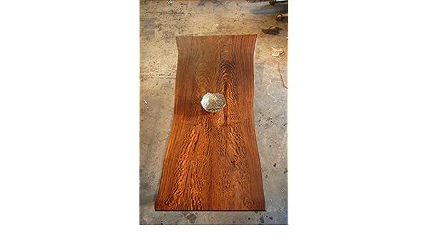 100 de pies de hermosa, muy figura madera de mango para madera + ...